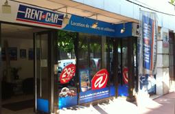 Location de voiture LEVALLOIS PERRET -  Rent A Car