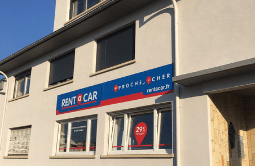 Location voiture et utilitaire Strasbourg Meinau - Rent A Car.