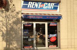 Location voiture REIMS GARE chez Rent A Car.