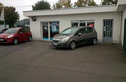 Location voiture et utilitaire à Thionville - Rent A Car.