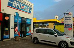 Location voiture et utilitaire à Metz - Rent A Car.