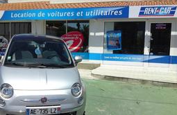 Location voiture Perpignan Centre chez Rent A Car.
