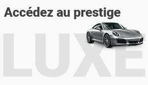 Louer une voiture de luxe avec rentacar
