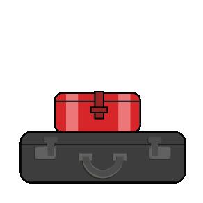 préparer votre valise et louer une voiture pour vos vacances !