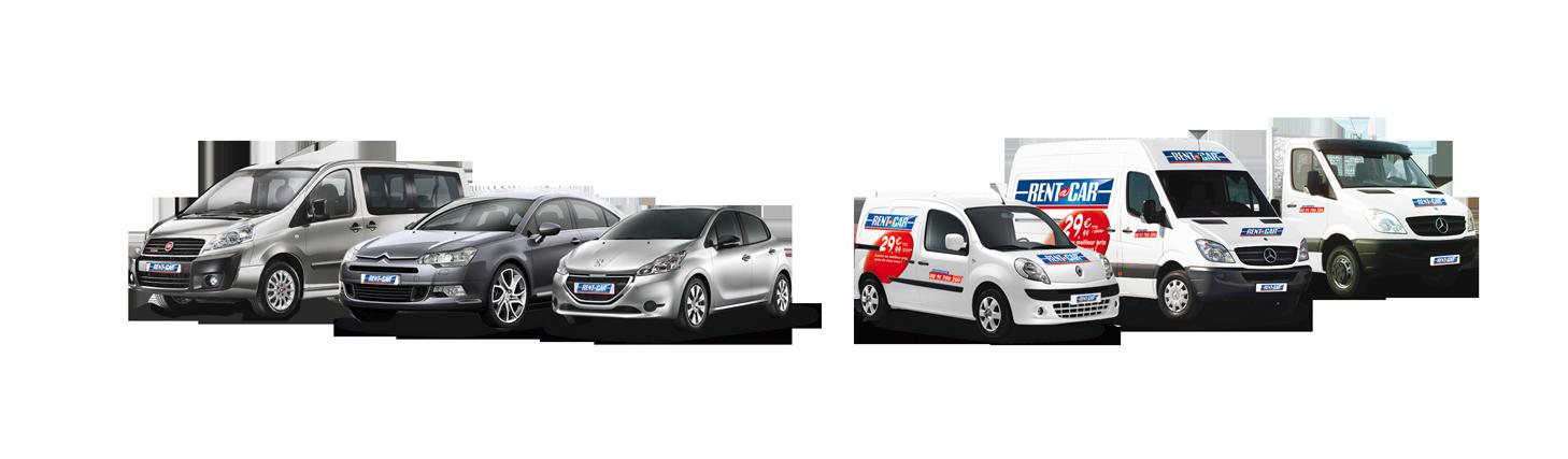Rent A Car Location de voitures et de véhicules utilitaires