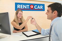 Location voiture RENNES OUEST chez Rent A Car.