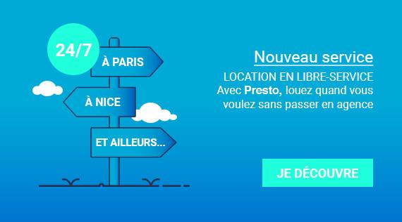 Location Voiture Et Utilitaire Partout En France Rent A Car