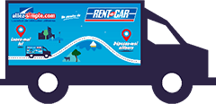 rent a car trajet simple