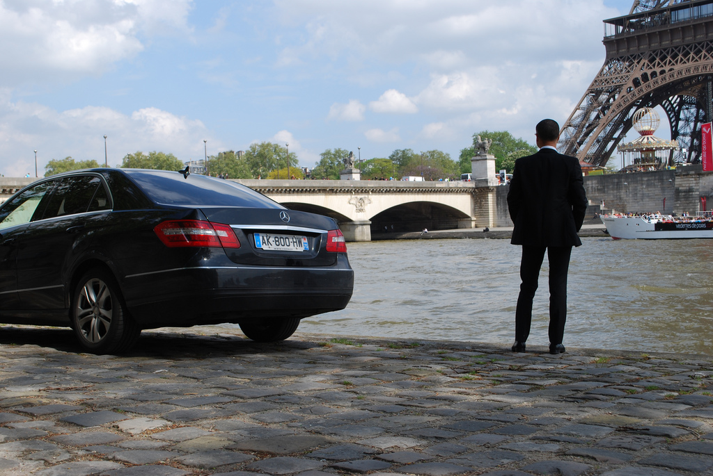 location véhicule + chauffeur