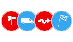 Location de camion en aller simple utilitaires rent a car - Location vehicule aller simple ...