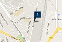Location voiture Dijon