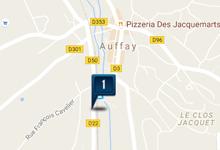 Location voiture Auffay