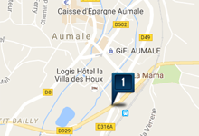 Location voiture Aumale