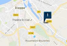 Location voiture Dieppe