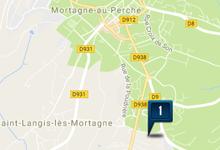 Location voiture Mortagne-au-Perche