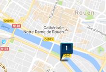 Location voiture Rouen