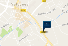 Location voiture Valognes