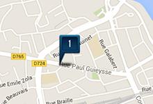 Location de voiture à Lorient