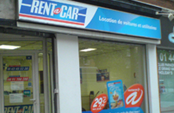 Location de voiture NATION, PARIS 12 - Rent A Car