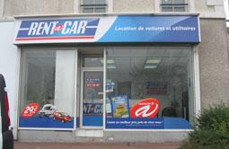 Location de voiture à Juvisy sur Orge à l'agence Rent A Car