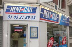 <p>Location de voiture BRANCION, PARIS 15 - Rent A Car</p>