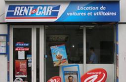 Location de voitures et d'utilitaires à Sèvres