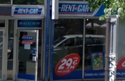 Location de voiture BERCY GARE DE LYON, PARIS 12 - Rent A Car
