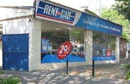 Location voiture et utilitaire Bonneuil Créteil - Rent A Car.