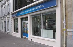 Location de voiture VERSAILLES, PARIS 16 - Rent A Car