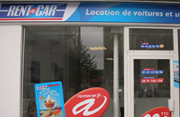 Location de voiture à Chaville à l'agence Rent A Car