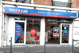 Location de voiture à Colombes - Rent a Car