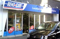Location de voiture CONVENTION, PARIS 15 - Rent A Car