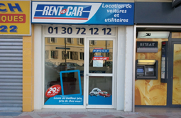Location de voiture à SAINT DENIS - LA BRICHE - Rent a Car