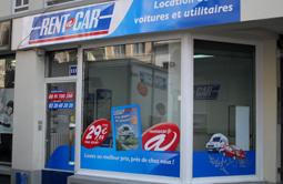 Location voiture LILLE CENTRE (Proche Gare) - Rent A Car