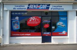 Location voiture et utilitaire Compiègne - Rent A Car.