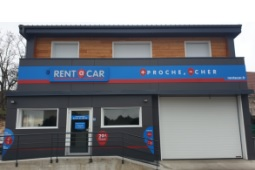 Location voiture et utilitaire Besançon - Rent A Car.