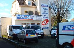 Location voiture et utilitaire Mulhouse Dornach - Rent A Car.