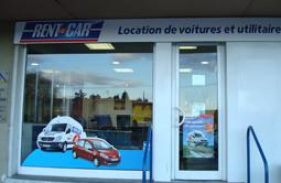 Location voiture à Belfort chez Rent A Car