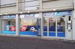 Location de voiture à Rouen - Rent A Car