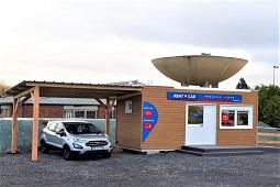 Location voiture LISIEUX chez Rent A Car.