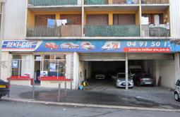 Location de voiture à Marseille Gare Saint Charles