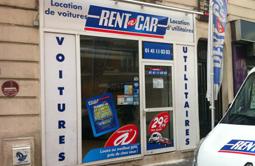 Location de voiture à Asnières à l'agence de Rent A Car