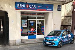 Location voiture et utilitaire Nantes - Rent A Car.