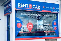 Location voiture et utilitaire à Saint-Nazaire - Rent A Car.