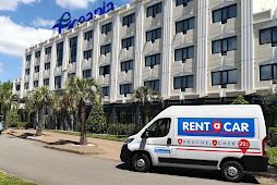 Location voiture et utilitaire Nantes Aéroport - Rent A Car.