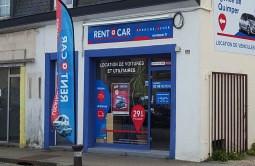 Location voiture et utilitaire à Quimper - Rent A Car.