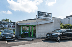Location voiture Margencel - Thonon chez Rent A Car.