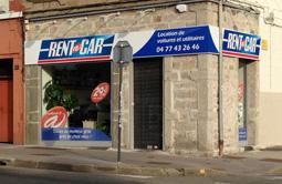 Location voiture et utilitaire à Saint-Étienne - Rent A Car.