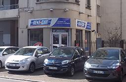 Location voiture à Lyon Perrache chez Rent A Car.