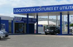 Location voiture Tours - Nord chez Rent A Car.